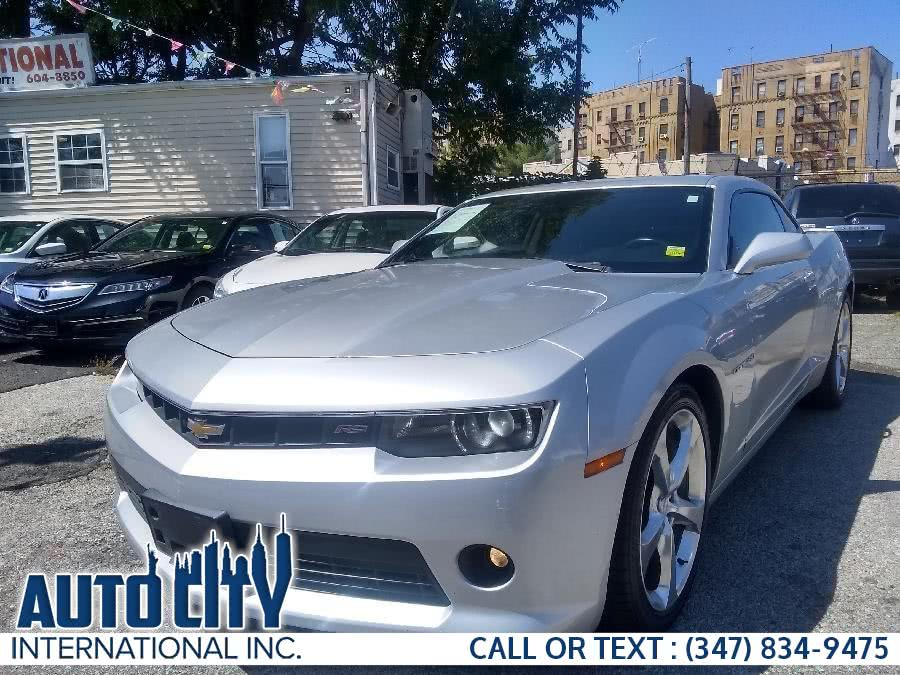 Used 2015 Chevrolet Camaro in Brooklyn, New York | Auto City Int Inc. Brooklyn, New York