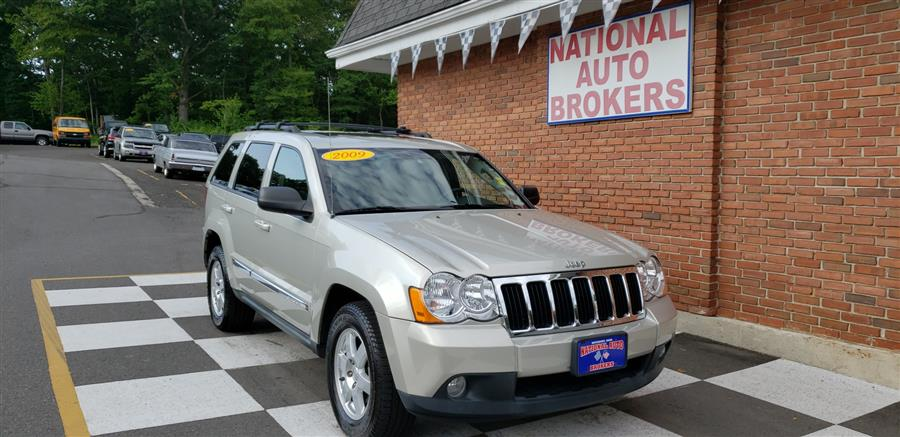 2009 Jeep Grand Cherokee 4WD 4dr Laredo, available for sale in Waterbury, Connecticut   National Auto Brokers, Inc.. Waterbury, Connecticut