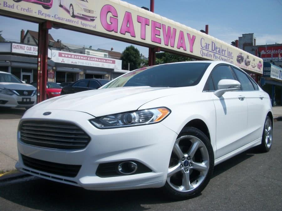 Used 2014 Ford Fusion in Jamaica, New York | Gateway Car Dealer Inc. Jamaica, New York