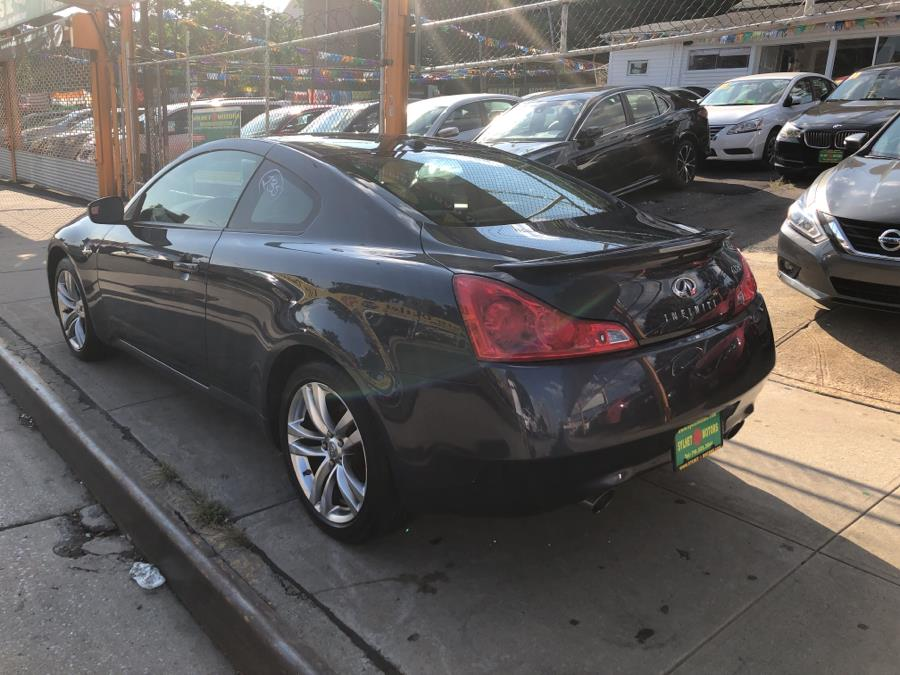 2009 Infiniti G37 Coupe 2dr x AWD, available for sale in Jamaica, New York | Sylhet Motors Inc.. Jamaica, New York