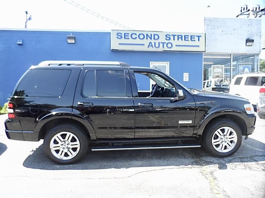 2008 Ford Explorer LIMITED, available for sale in Manchester, New Hampshire | Second Street Auto Sales Inc. Manchester, New Hampshire