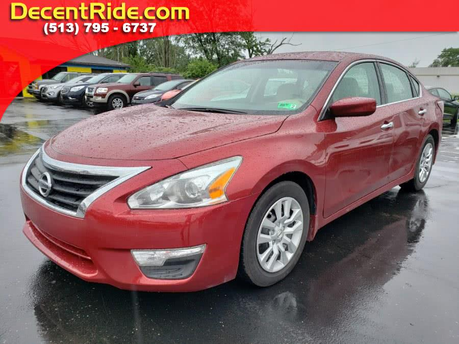 Used 2015 Nissan Altima in West Chester, Ohio | Decent Ride.com. West Chester, Ohio