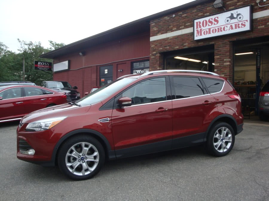 Used 2014 Ford Escape in Torrington, Connecticut | Ross Motorcars. Torrington, Connecticut