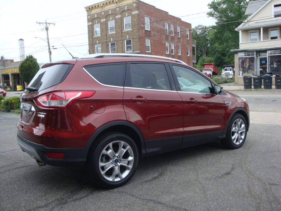 2014 Ford Escape FWD 4dr Titanium 4X2, available for sale in Torrington, Connecticut | Ross Motorcars. Torrington, Connecticut
