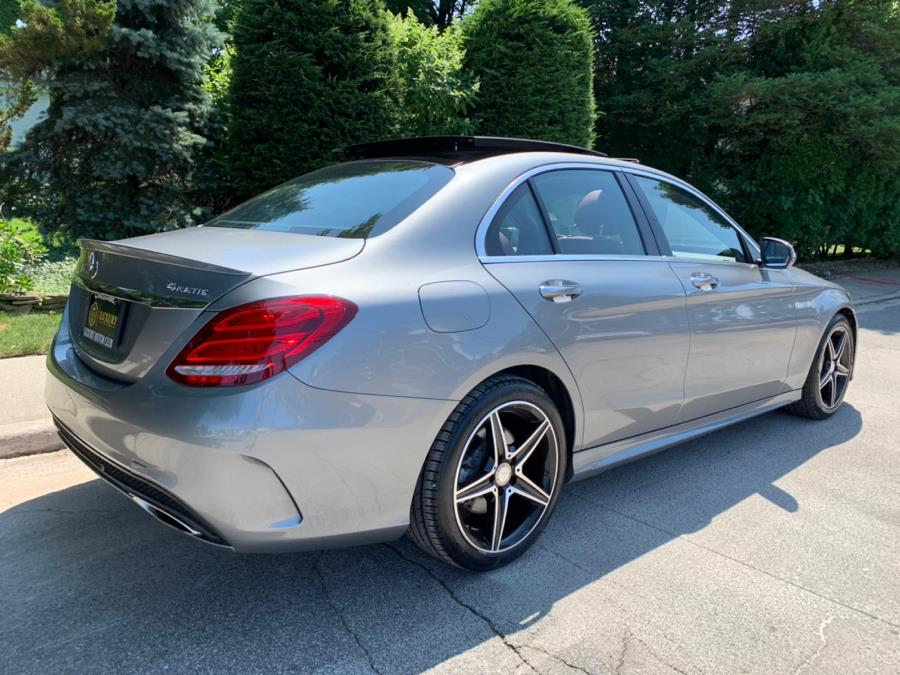 2016 Mercedes-Benz C-Class 4dr Sdn C300 Sport 4MATIC, available for sale in Franklin Square, New York   Luxury Motor Club. Franklin Square, New York