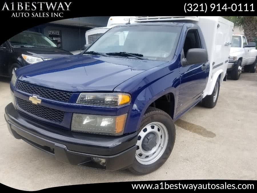 Used 2009 Chevrolet Colorado in Melbourne , Florida   A1 Bestway Auto Sales Inc.. Melbourne , Florida