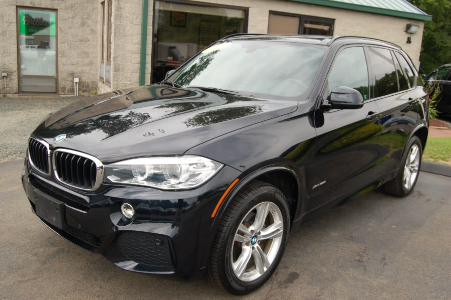 Used BMW X5 AWD 4dr xDrive35i M SPORT 2016 | M&N`s Autohouse. Old Saybrook, Connecticut