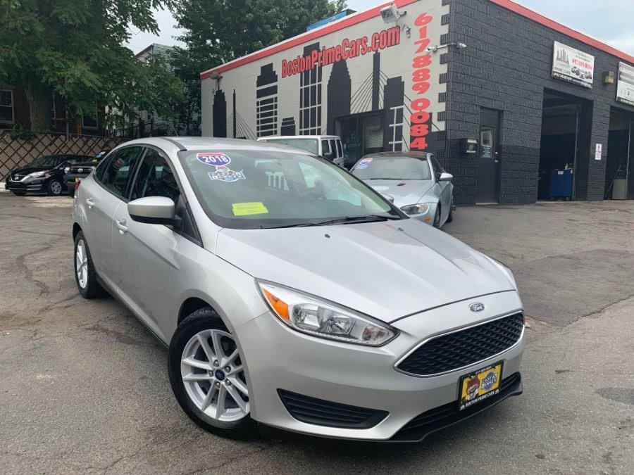 Used 2018 Ford Focus in Chelsea, Massachusetts | Boston Prime Cars Inc. Chelsea, Massachusetts