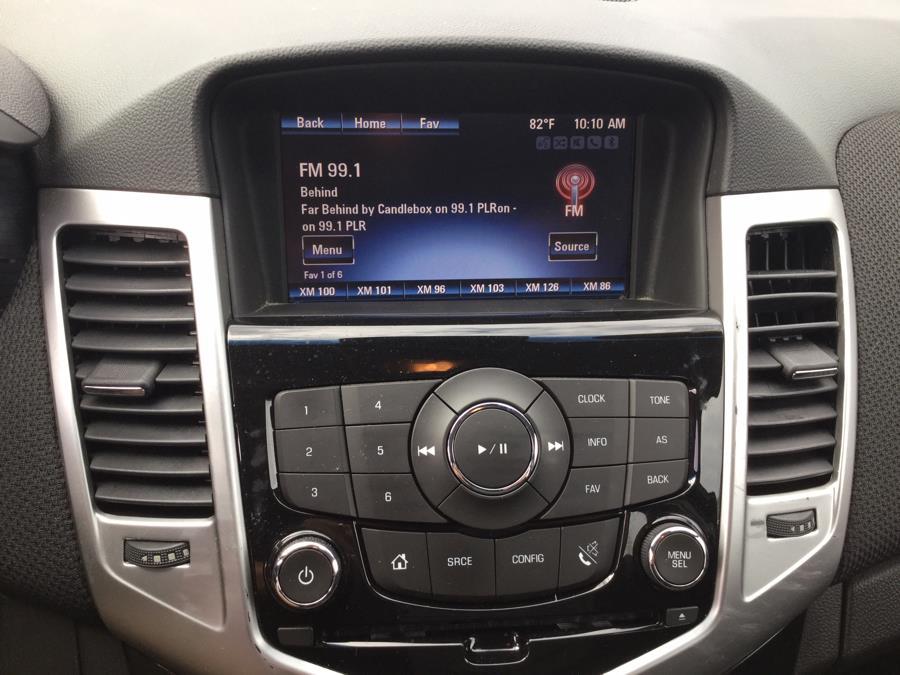 2015 Chevrolet Cruze 4dr Sdn Man 1LT, available for sale in Plantsville, Connecticut | L&S Automotive LLC. Plantsville, Connecticut