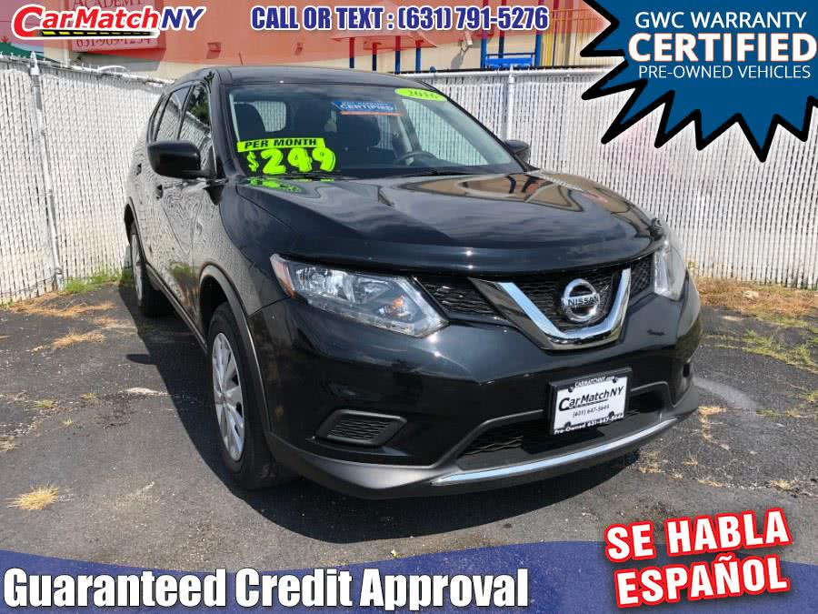 2016 Nissan Rogue AWD 4dr S, available for sale in Bayshore, New York   Carmatch NY. Bayshore, New York
