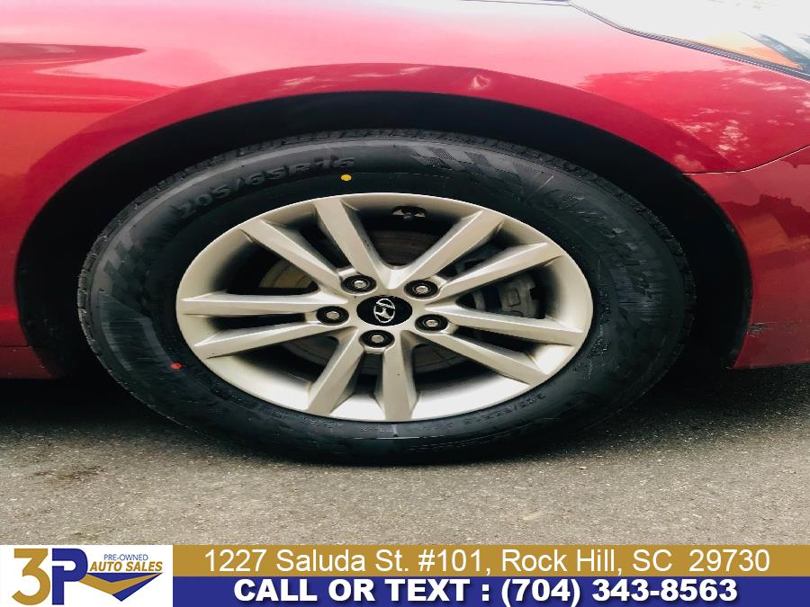 2015 Hyundai Sonata 4dr Sdn 2.4L SE, available for sale in Rock Hill, South Carolina | 3 Points Auto Sales. Rock Hill, South Carolina