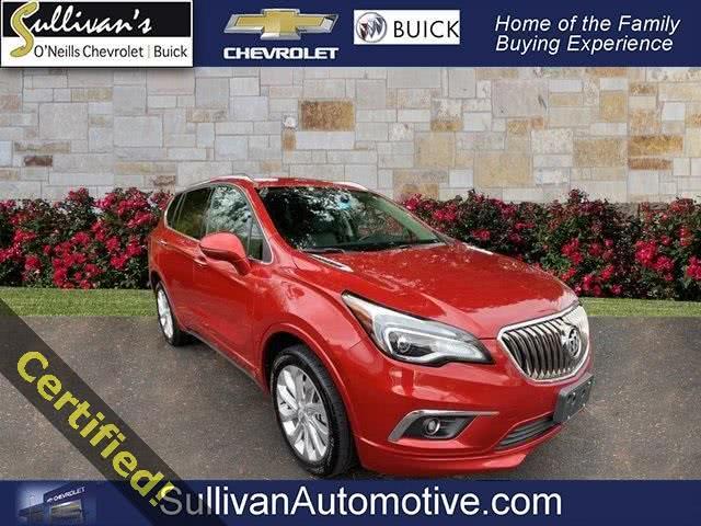 Used 2016 Buick Envision in Avon, Connecticut | Sullivan Automotive Group. Avon, Connecticut