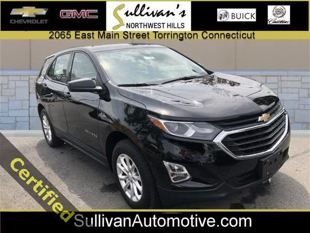 Used 2018 Chevrolet Equinox in Avon, Connecticut | Sullivan Automotive Group. Avon, Connecticut