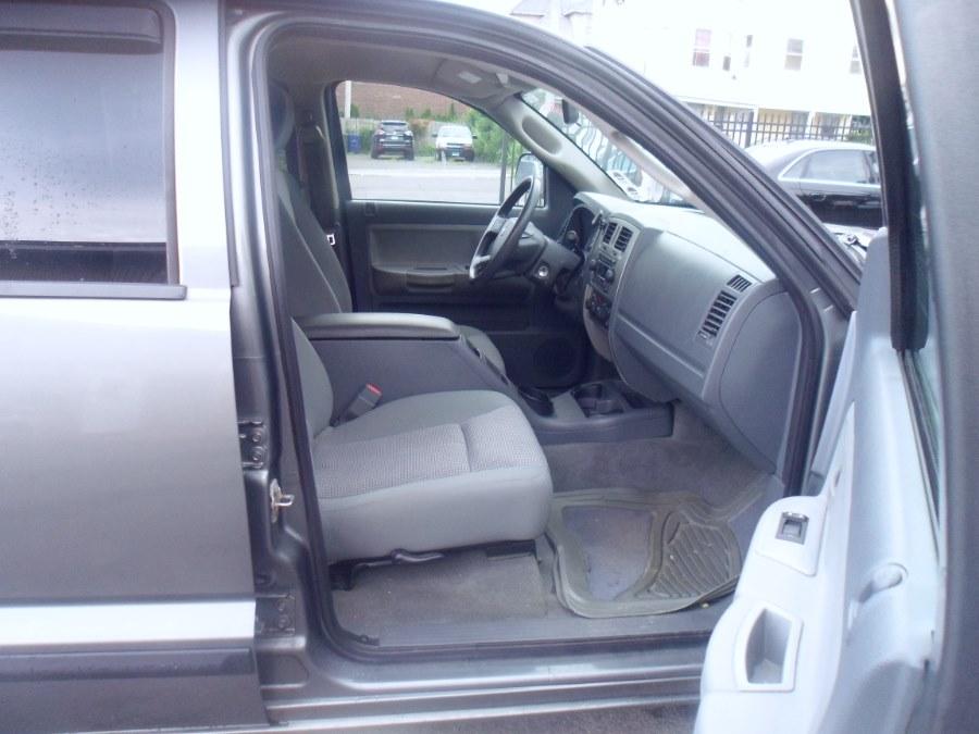 2007 Dodge Dakota 4WD Quad Cab 131