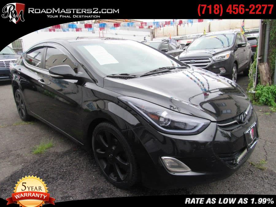Used 2013 Hyundai Elantra in Middle Village, New York | Road Masters II INC. Middle Village, New York