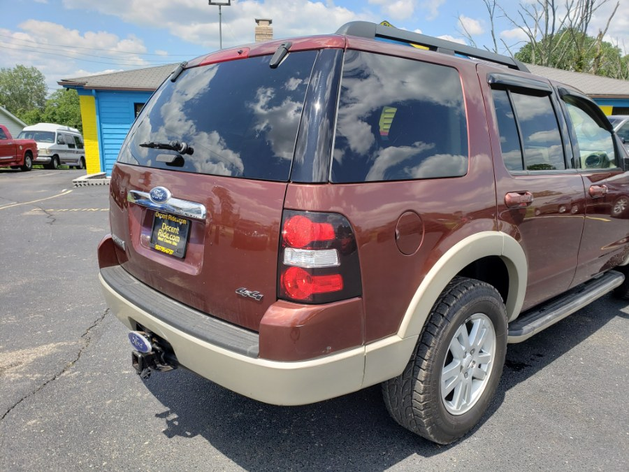 2010 Ford Explorer 4WD 4dr Eddie Bauer, available for sale in West Chester, Ohio | Decent Ride.com. West Chester, Ohio