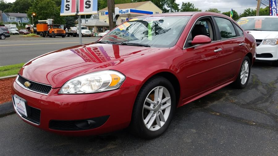 2014 Chevrolet Impala Limited 4dr Sdn LTZ, available for sale in West Haven, CT