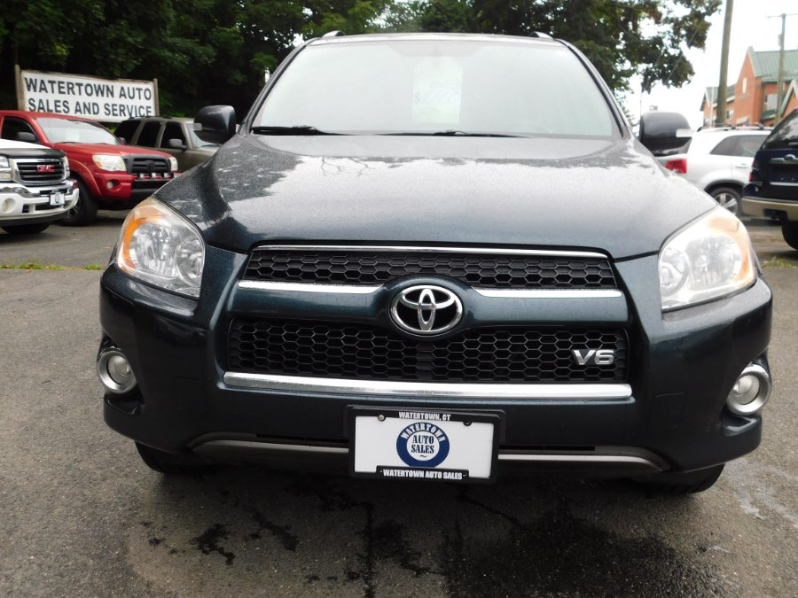 2011 Toyota RAV4 4WD 4dr V6 5-Spd AT Ltd, available for sale in Watertown, Connecticut | Watertown Auto Sales. Watertown, Connecticut