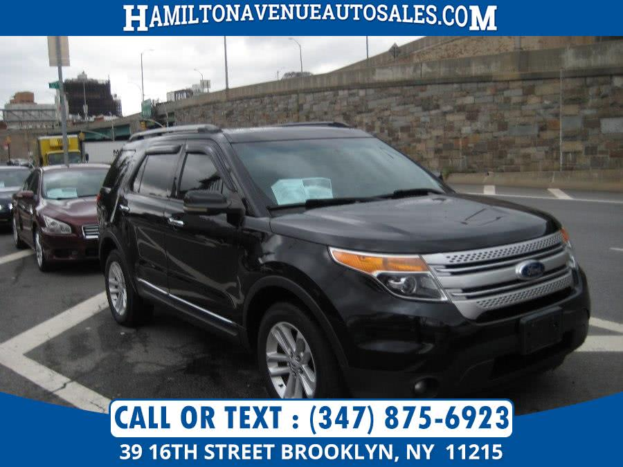 Used 2012 Ford Explorer in Brooklyn, New York | Hamilton Avenue Auto Sales DBA Nyautoauction.com. Brooklyn, New York