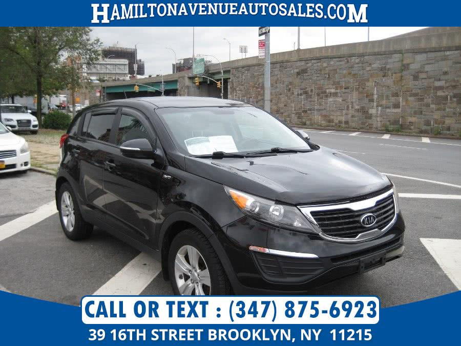 Used 2012 Kia Sportage in Brooklyn, New York | Hamilton Avenue Auto Sales DBA Nyautoauction.com. Brooklyn, New York