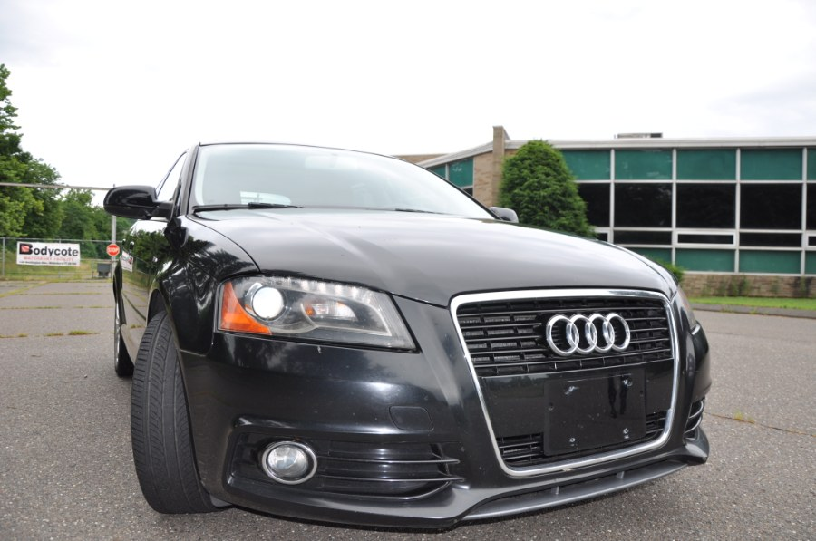 2011 Audi A3 4dr HB S tronic FrontTrak 2.0 TDI Premium Plus, available for sale in Waterbury, Connecticut | Platinum Auto Care. Waterbury, Connecticut