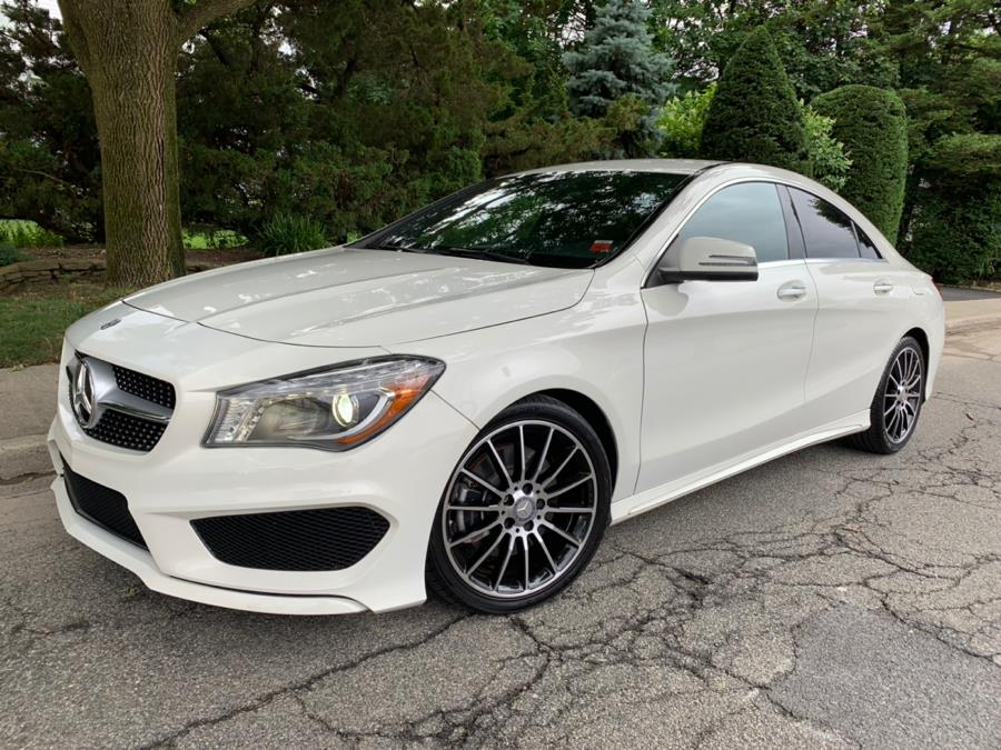2016 Mercedes-Benz CLA-Class 4dr Sdn CLA 250 FWD, available for sale in Franklin Square, New York | Luxury Motor Club. Franklin Square, New York