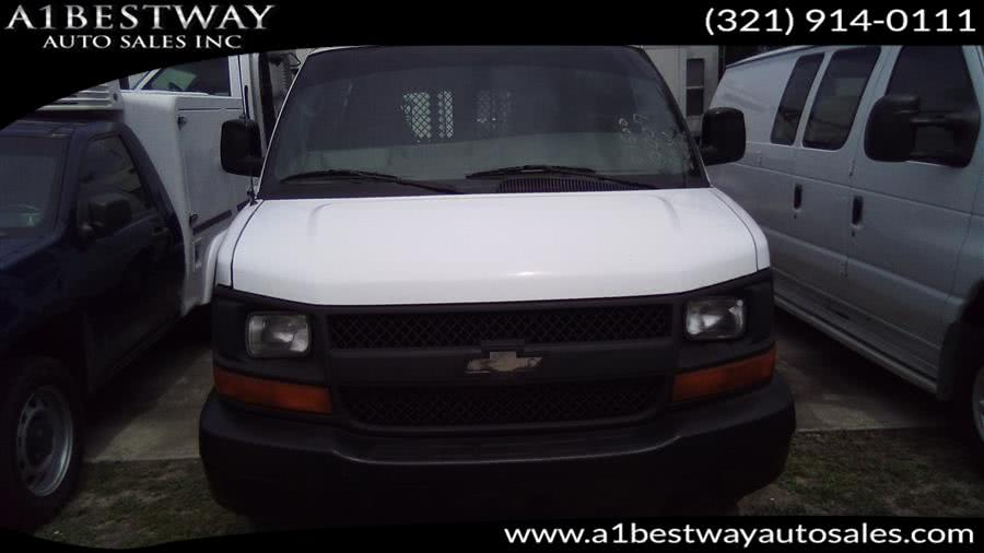 Used 2007 Chevrolet Express Cargo Van in Melbourne , Florida | A1 Bestway Auto Sales Inc.. Melbourne , Florida