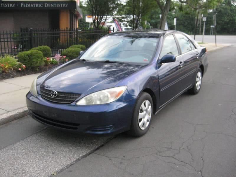 Used Toyota Camry LE 4dr Sedan 2002 | Rite Choice Auto Inc.. Massapequa, New York