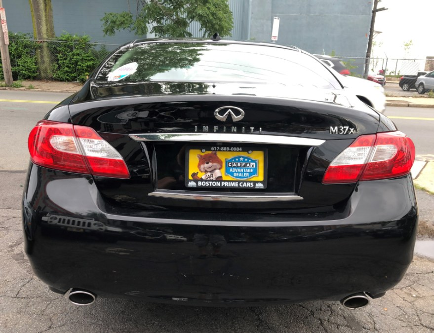 2011 Infiniti M37 Fully Loaded 4dr Sdn AWD, available for sale in Chelsea, Massachusetts | Boston Prime Cars Inc. Chelsea, Massachusetts
