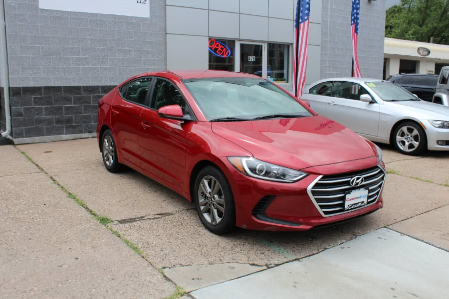 Used 2018 Hyundai Elantra in Manchester, Connecticut | Carsonmain LLC. Manchester, Connecticut