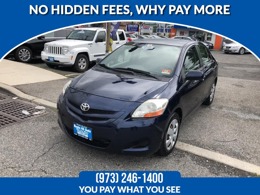 Used 2007 Toyota Yaris in Lodi, New Jersey | Route 46 Auto Sales Inc. Lodi, New Jersey