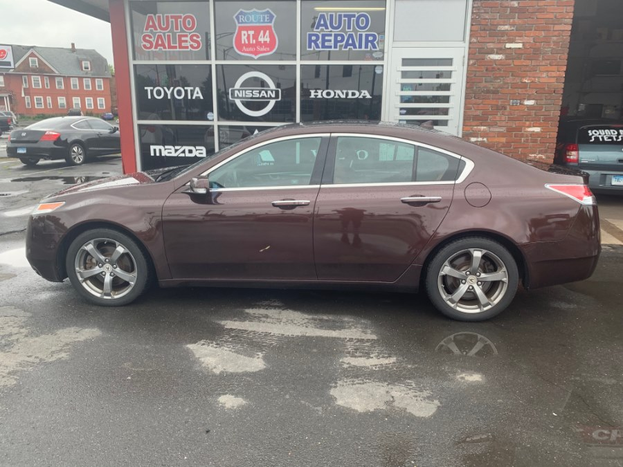2011 Acura TL 4dr Sdn Auto SH-AWD Tech HPT, available for sale in Hartford, Connecticut | Route 44 Auto Sales & Repairs LLC. Hartford, Connecticut