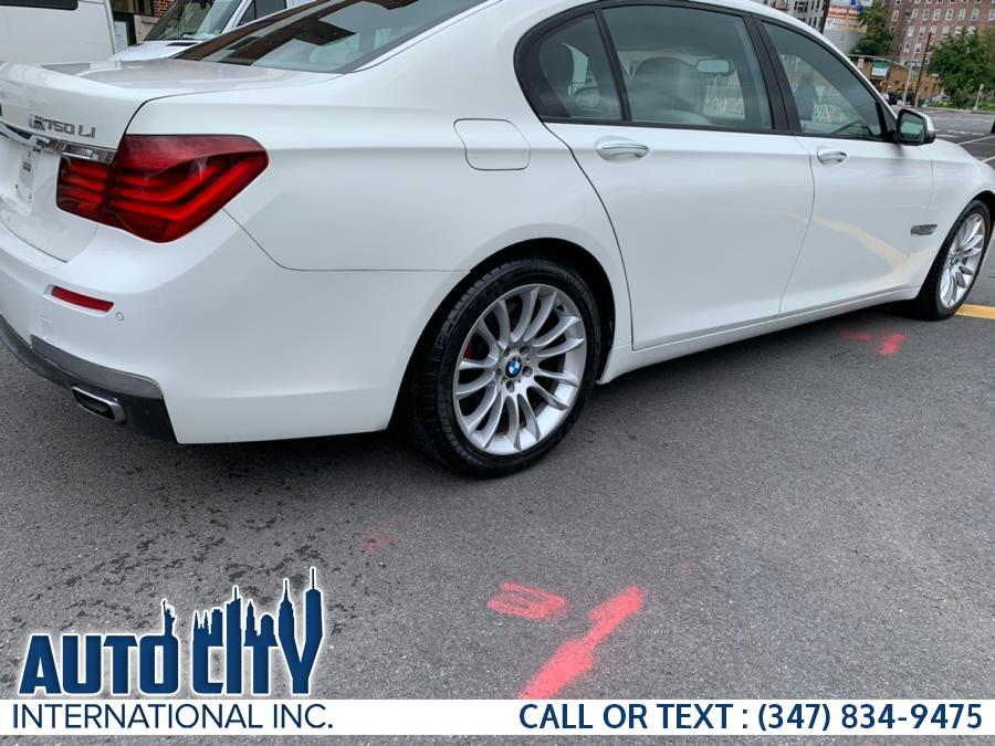 2013 BMW 7 Series 4dr Sdn 750Li xDrive AWD, available for sale in Brooklyn, New York | Auto City Int Inc. Brooklyn, New York