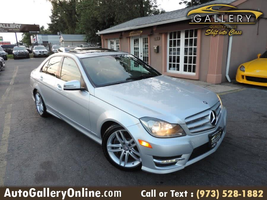2013 Mercedes-Benz C-Class 4dr Sdn C300 Sport 4MATIC, available for sale in Lodi, New Jersey | Auto Gallery. Lodi, New Jersey
