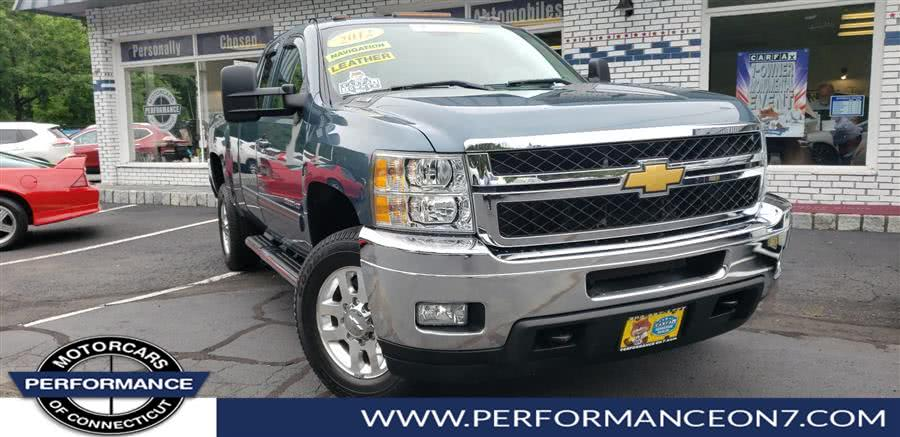 Used 2012 Chevrolet Silverado 2500HD in Wilton, Connecticut | Performance Motor Cars. Wilton, Connecticut