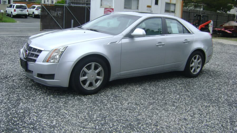 Used Cadillac CTS 4dr Sdn AWD w/1SA 2009 | TSM Automotive Consultants Ltd.. West Babylon, New York