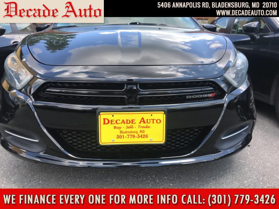 Used 2016 Dodge Dart in Bladensburg, Maryland | Decade Auto. Bladensburg, Maryland