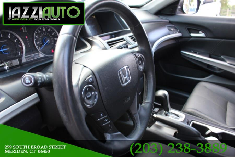 2013 Honda Crosstour 4WD V6 5dr EX-L, available for sale in Meriden, Connecticut | Jazzi Auto Sales LLC. Meriden, Connecticut