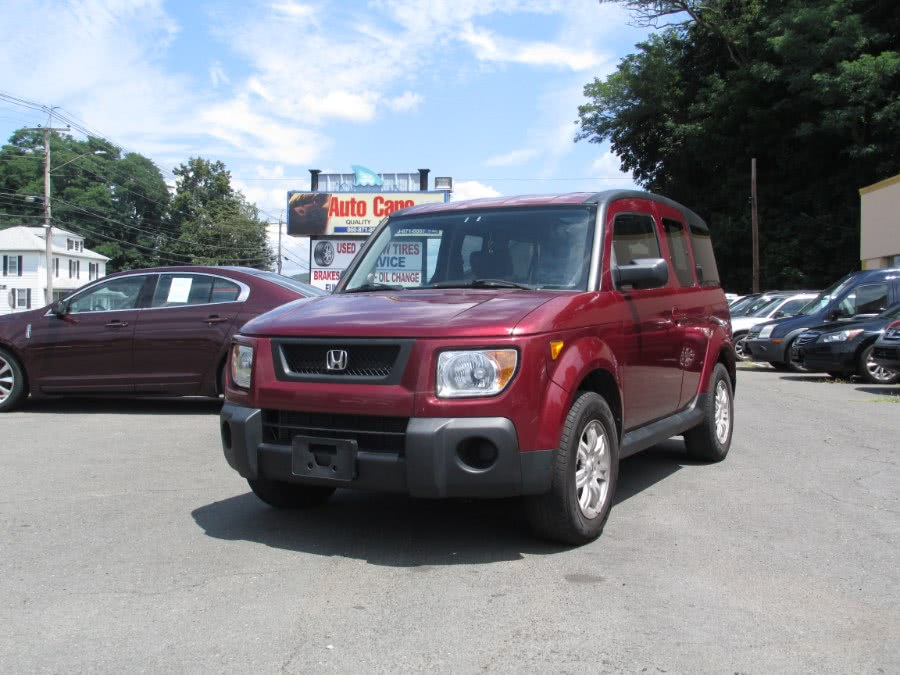 2006 Honda Element 4WD EX-P AT, available for sale in Vernon , CT