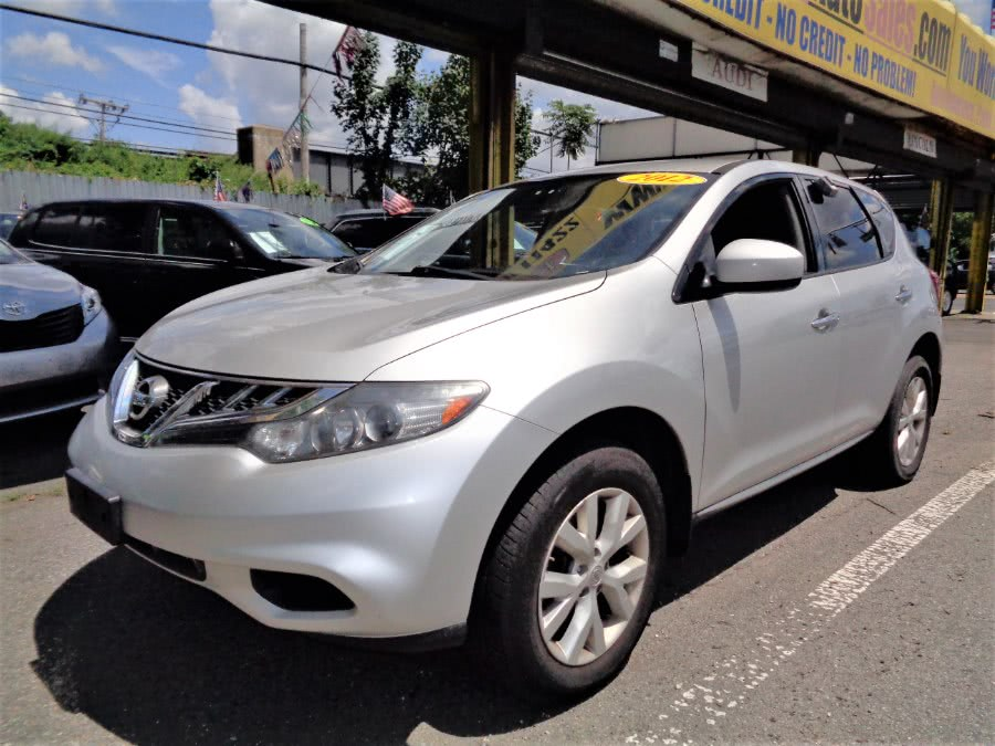 Used 2012 Nissan Murano in Rosedale, New York | Sunrise Auto Sales. Rosedale, New York