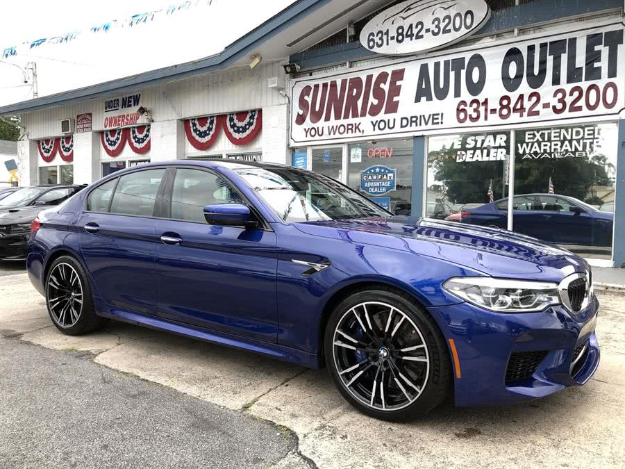 Used 2018 BMW M5 in Jamaica, New York | Hillside Auto Mall Inc.. Jamaica, New York