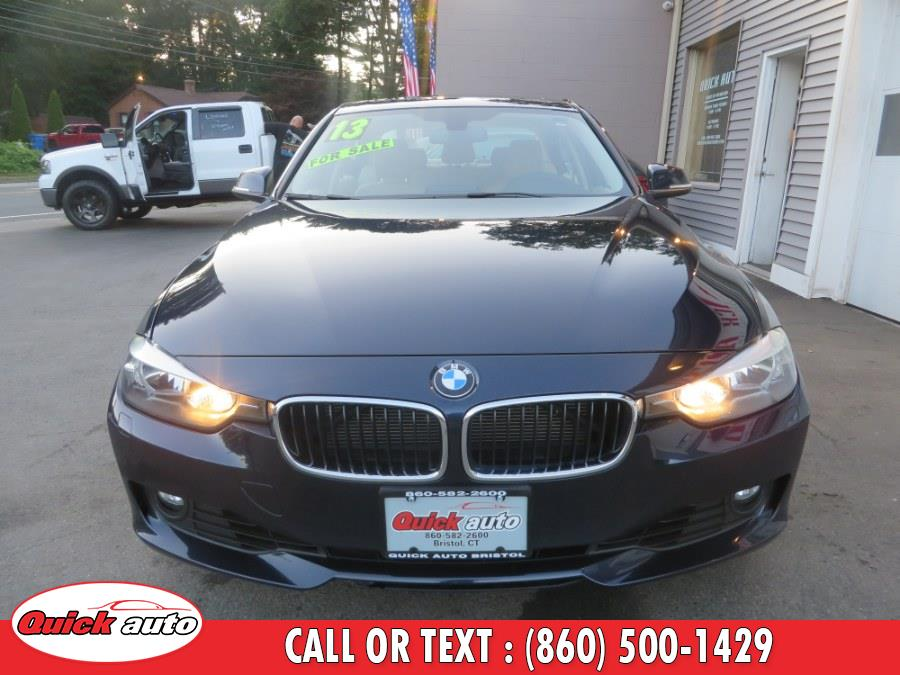 2013 BMW 3 Series 4dr Sdn 328i xDrive AWD SULEV South Africa, available for sale in Bristol, Connecticut   Quick Auto LLC. Bristol, Connecticut