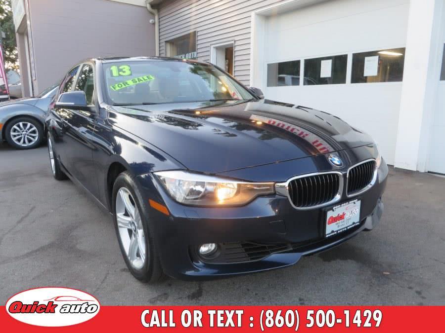 Used 2013 BMW 3 Series in Bristol, Connecticut | Quick Auto LLC. Bristol, Connecticut