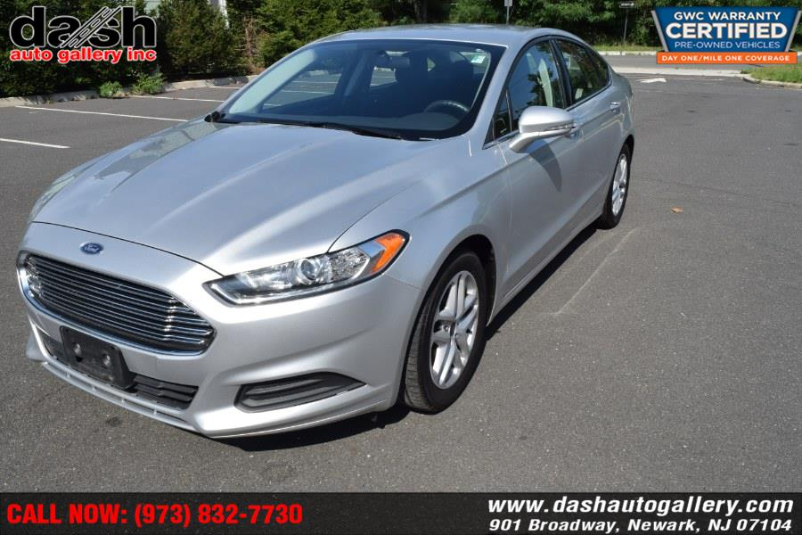 2015 Ford Fusion 4dr Sdn SE FWD, available for sale in Newark, New Jersey | Dash Auto Gallery Inc.. Newark, New Jersey