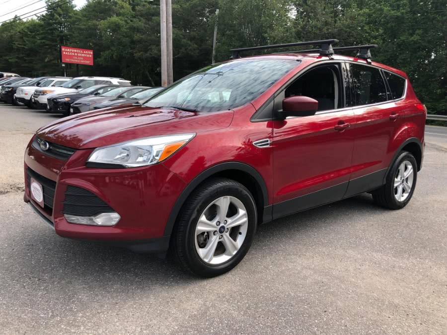 Used 2016 Ford Escape in Harpswell, Maine | Harpswell Auto Sales Inc. Harpswell, Maine