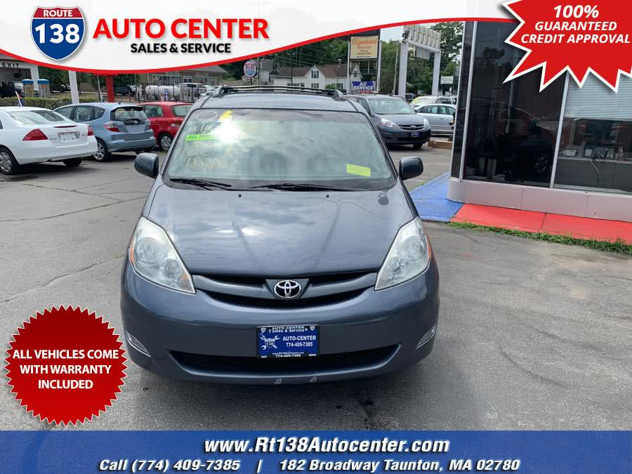 Used 2006 Toyota Sienna in Taunton, Massachusetts | Rt 138 Auto Center Inc . Taunton, Massachusetts