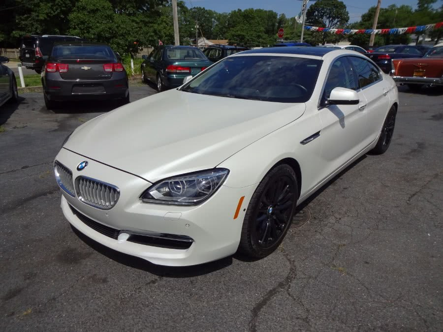 Used 2015 BMW 6 Series in Islip, New York | Mint Auto Sales. Islip, New York