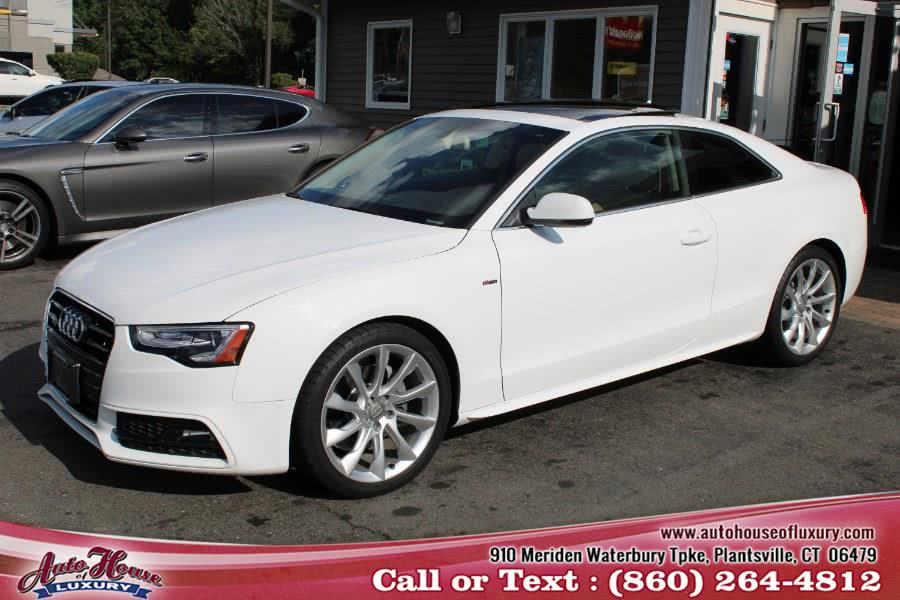 Used 2016 Audi A5 in Plantsville, Connecticut | Auto House of Luxury. Plantsville, Connecticut