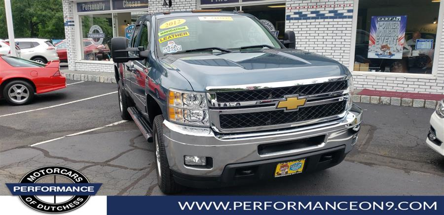 "Used Chevrolet Silverado 2500HD Ext Cab 144.2"" LTZ 2012 | Performance Motorcars Inc. Wappingers Falls, New York"