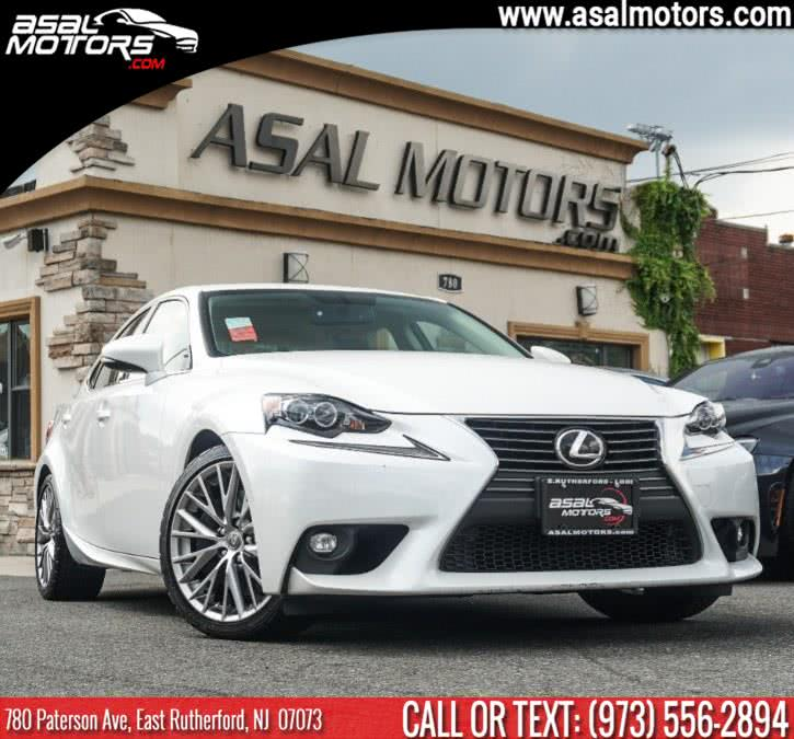 Used Lexus IS 300 4dr Sdn AWD 2016 | Asal Motors. East Rutherford, New Jersey